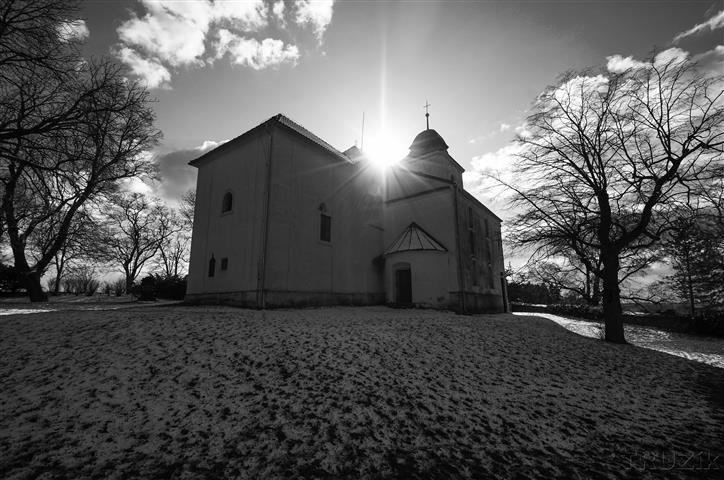 Záhady a tajemství dobřichovského kostela